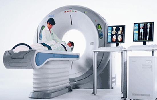 Yeni hastahanemize tomografi ünitesi kuruluyor